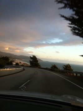 Pacifica, Ca - Pacific Coast Highway