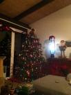 Our Christmas Tree and Mojo